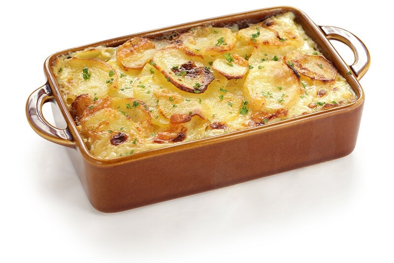 Yukon Gold Potato Gratin