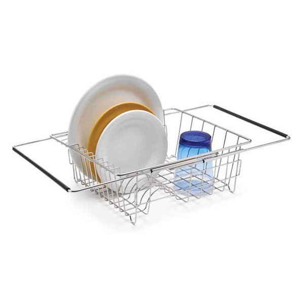 In-Sink Over-Sink Dish Rack
