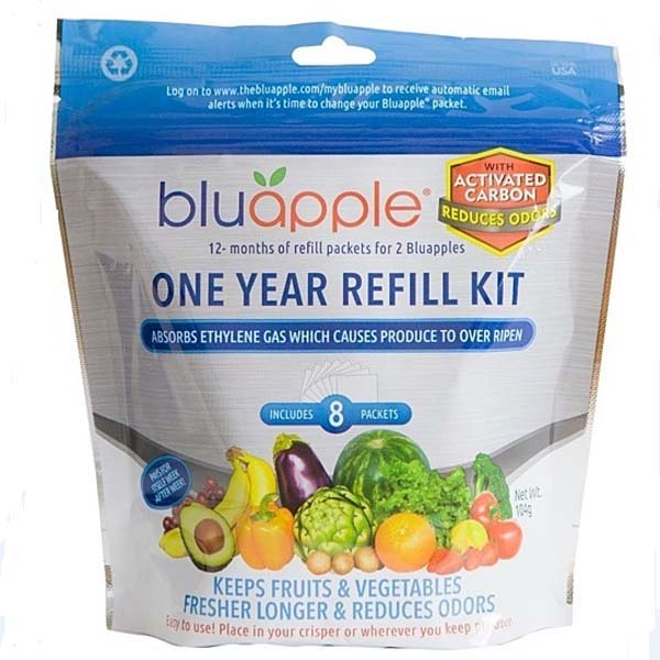 1 Yr Refill Kit wAct. Carbon