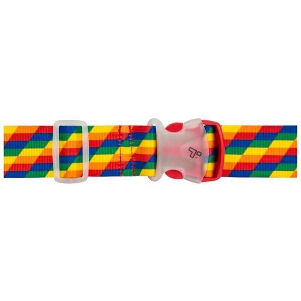 Luggage Strap Rainbow
