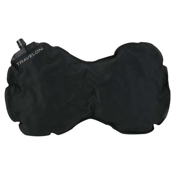 Self-Inflating Neck Pillow
