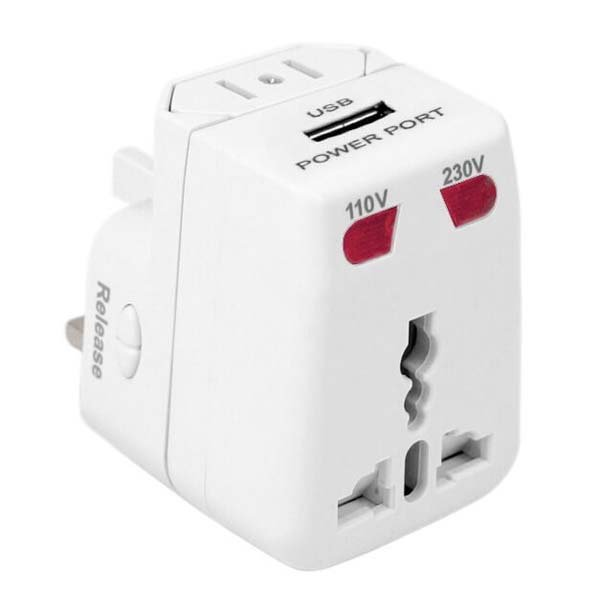 Worldwide AdapterUSB Charger