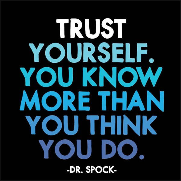 Magnet Trust Yourself