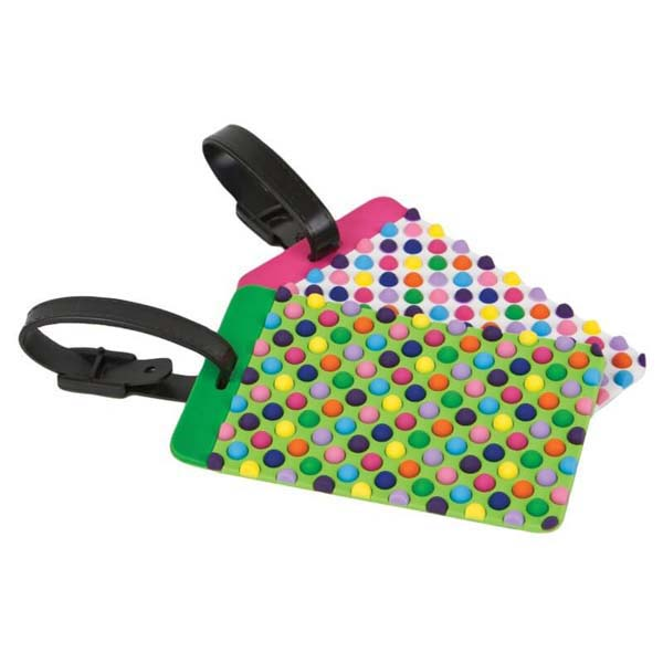 Luggage Tags Dots