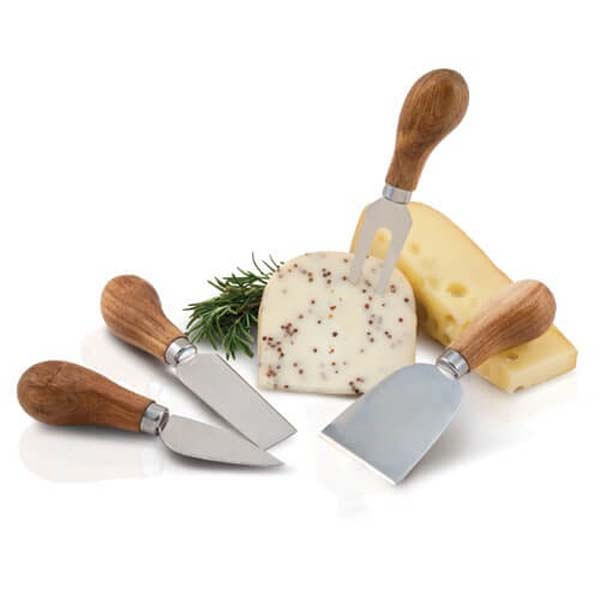 Cheese Knives Set of 4