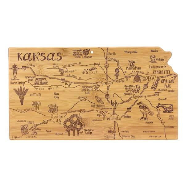 Cutting Board KS Destination