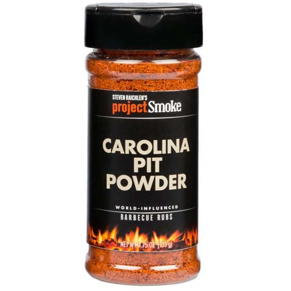 Carolina Pit Powder BBQ Rub