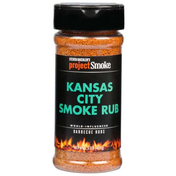 Kansas City Smoke BBQ Rub