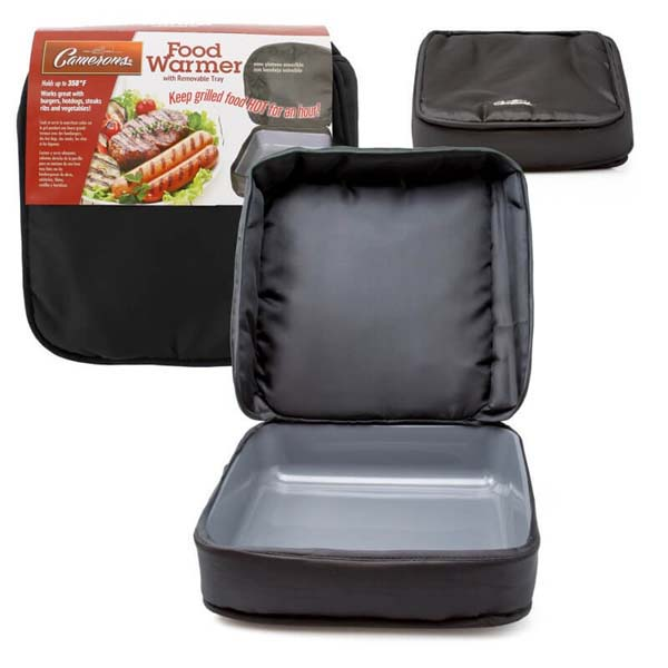 Food Warmer with Plastic Pan