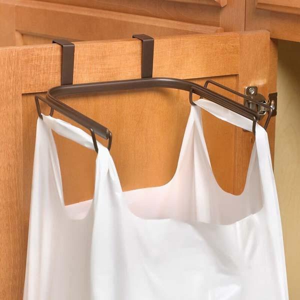 Ashley Trash Bag Holder