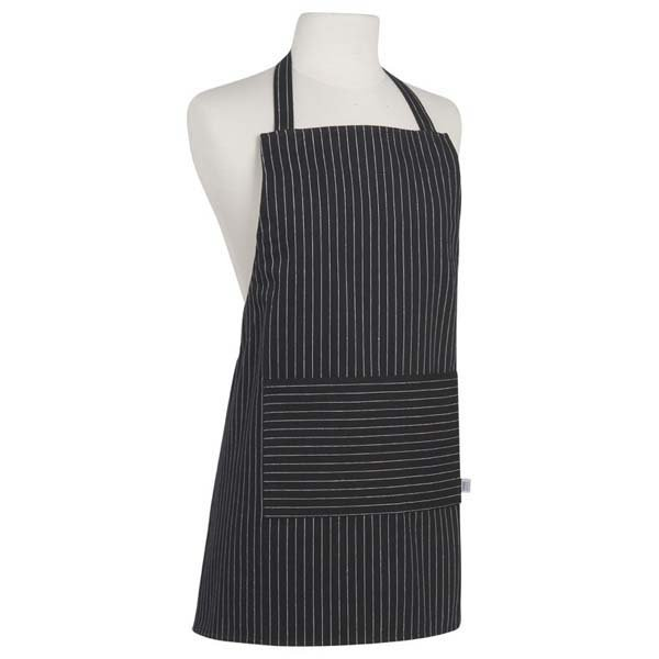 Junior Apron Pinstripe