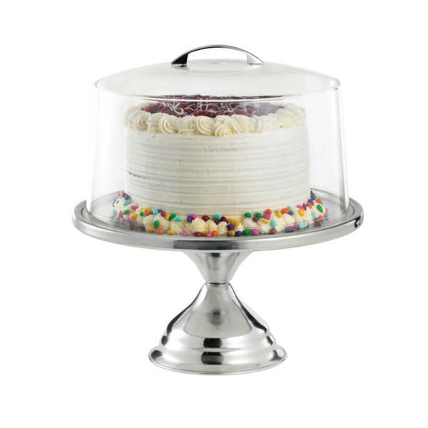 Cake Stand & Cover Set