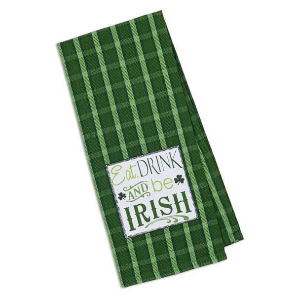 Embellished Towel Eat Drink