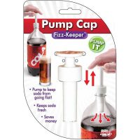 Fizz Keeper Pump & Pour
