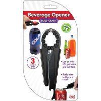 Easy Open Beverage Opener