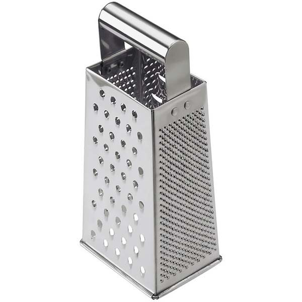 Deluxe 4 Sided Box Grater