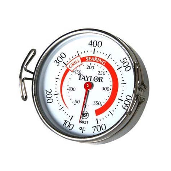 Thermometer Grill Surface