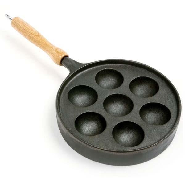 Deluxe Munk Aebleskiver Pan