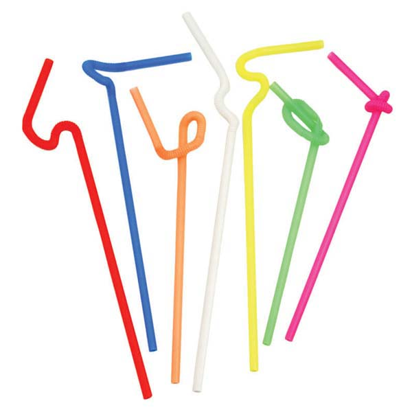 Super Bendy Straws