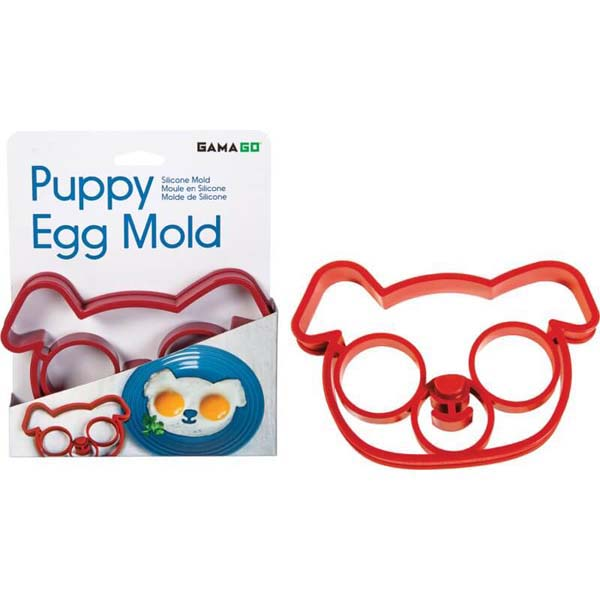 Egg Mold Puppy