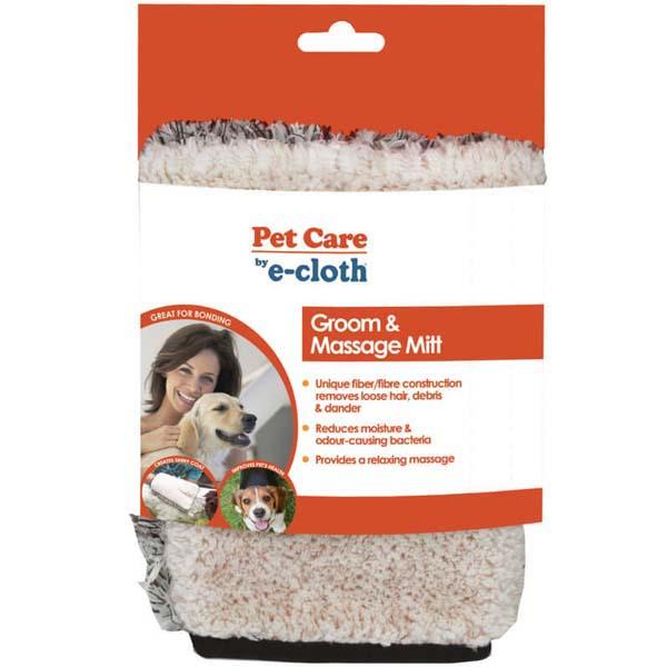 Pet Groom & Massage Mitt