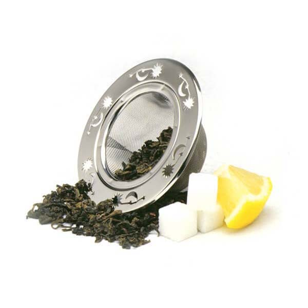 Tea Infuser Rimmed