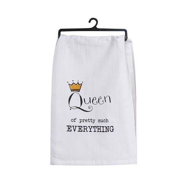 Towel Queen Of Everything