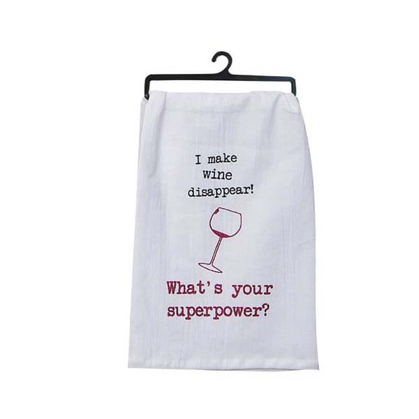 Towel Superpower