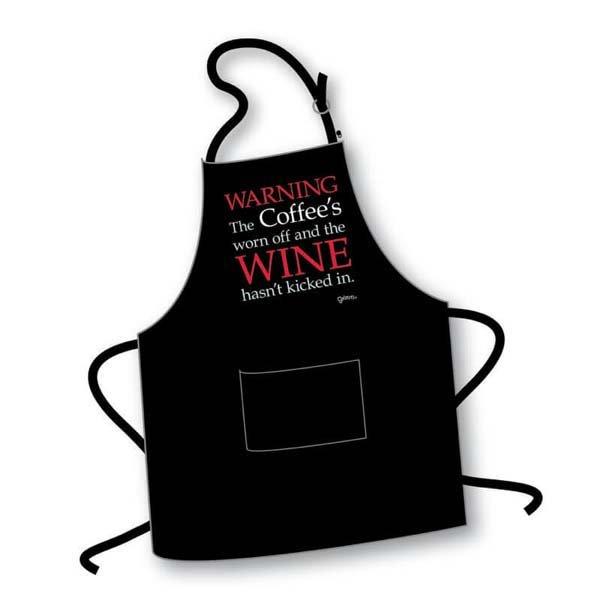 Apron Wine Hasn't Kicked In