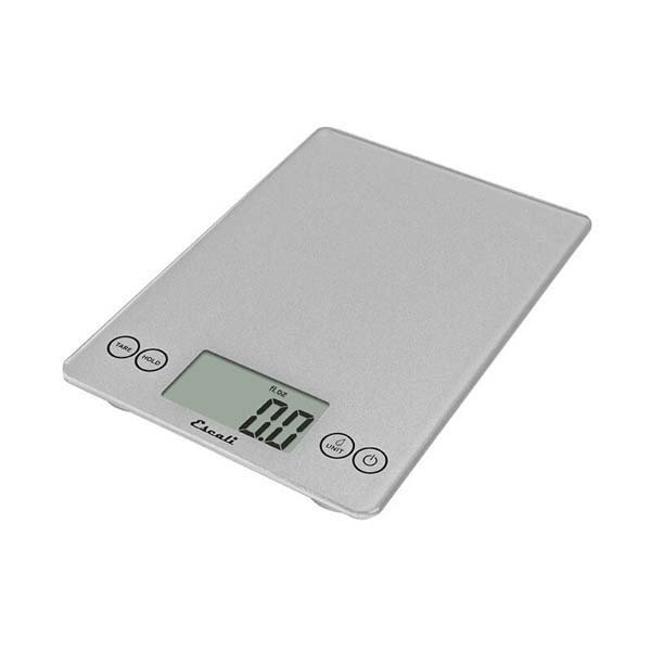Arti Digital Glass Scale Silv