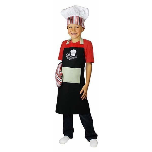 Chef Set 3PC Chef in Training