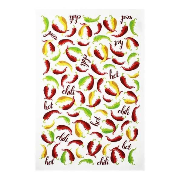 Kitchen Towel Chili Pepper