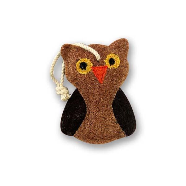 Scrubber Owl