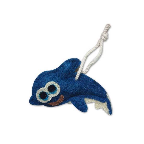 Scrubber Dolphin