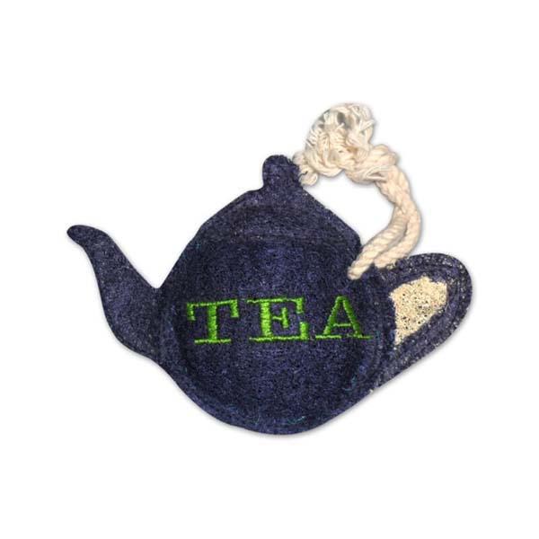 Scrubber Teapot