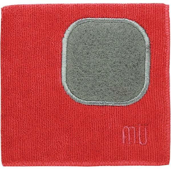 Crimson Scrub Kitchen Cloth