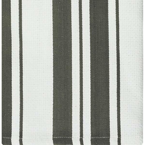 Pewter Stripe 2 Kitchen Cloths