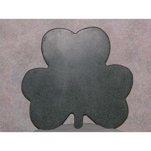 Shamrock Hand Cut Board