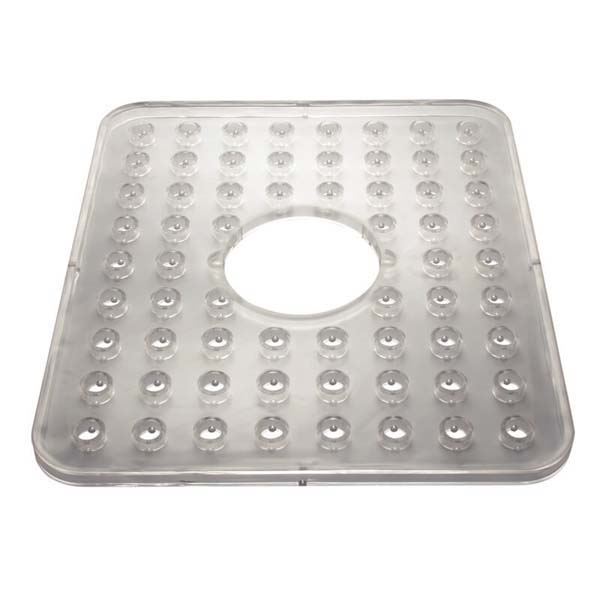 Sink Mat with Hole