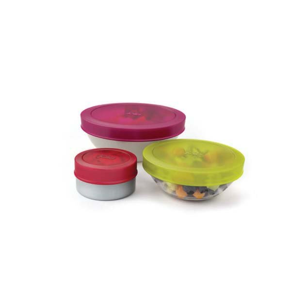 Stretch Lids Set of 3