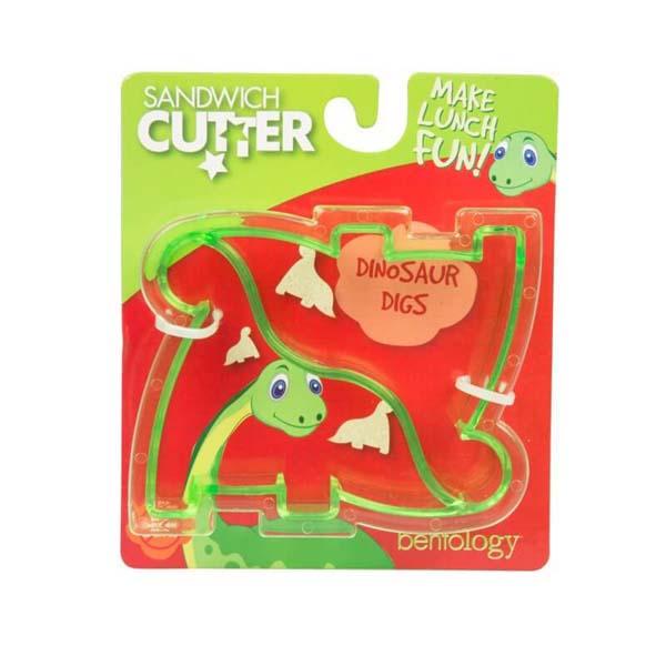 Sandwich Cutter Dinosaur