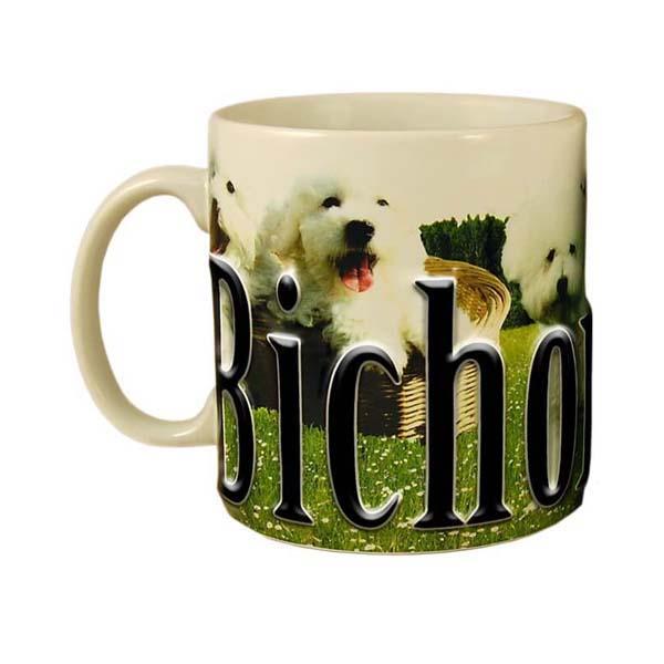 Mug Bichon Frise