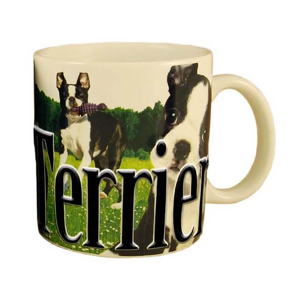 Mug Boston Terrier