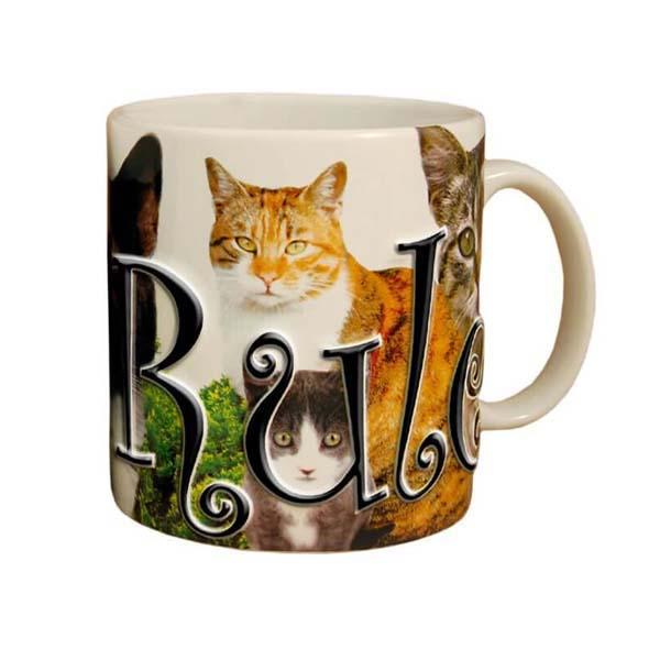 Mug Cats Rule