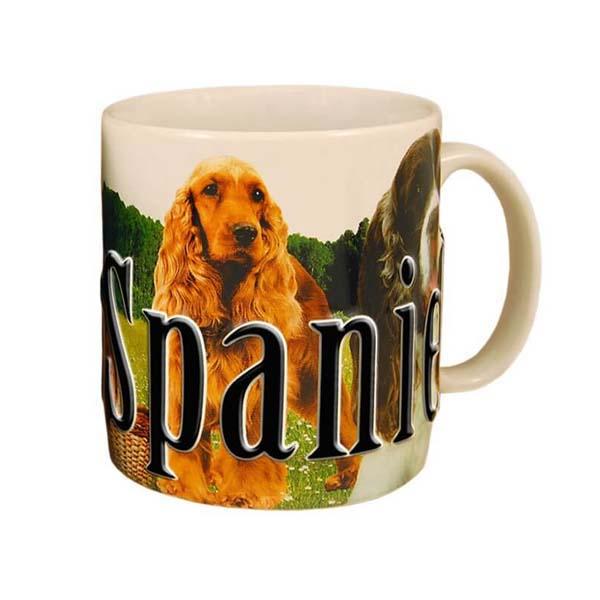 Mug Cocker Spaniel