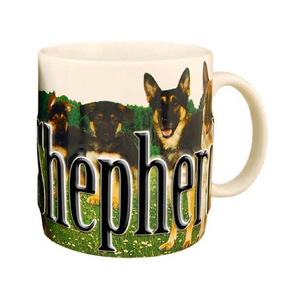 Mug German Shepherd