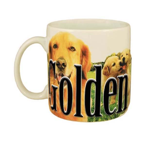 Mug Golden Retriever