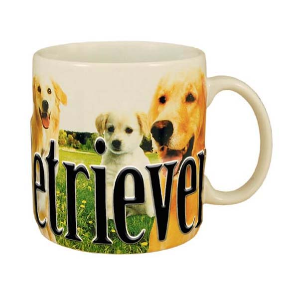 Mug Golden Retriever