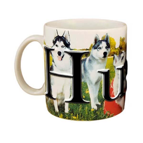 Mug Husky