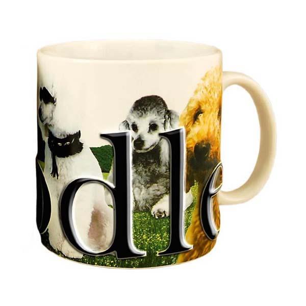 Mug Poodle